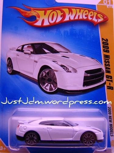 HWs 2009 Nissan GTR (1)