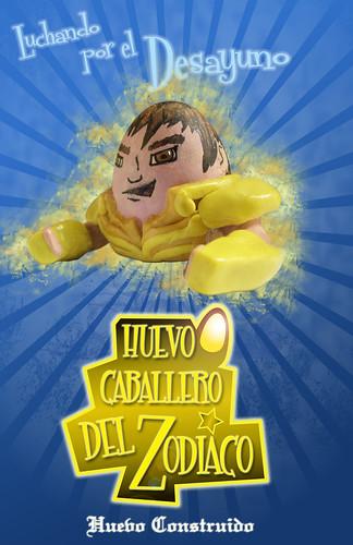 Cartel Huevo