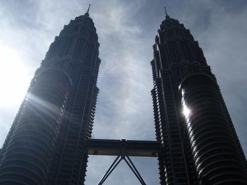 Petronas Twin Towers Kuala Lumpur, Malaysia