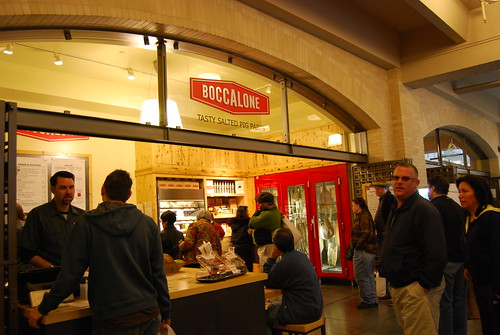 Boccalone at the Ferry Building