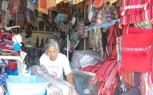 Banaue Souvenir Shops