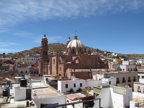 Zacatecas: Yet another cathedral