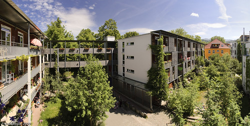 My home in Freiburg