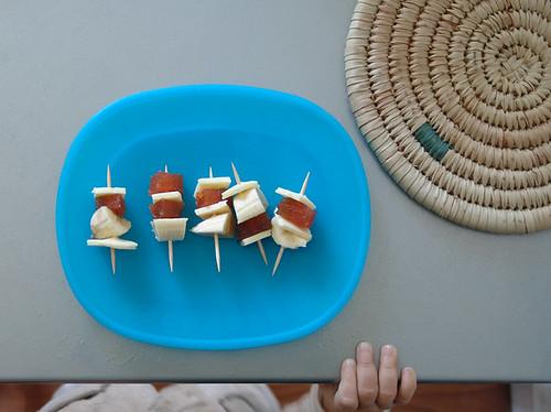 marmelada + queijo + banana by you.