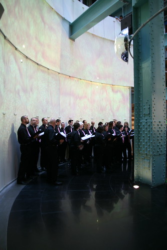 Choir at Guinness