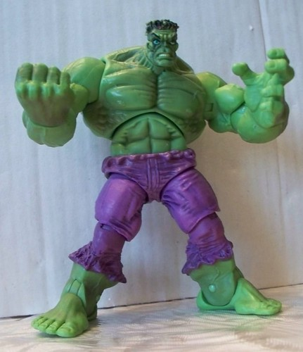 Hulk smash puny 3.75-inch figures!