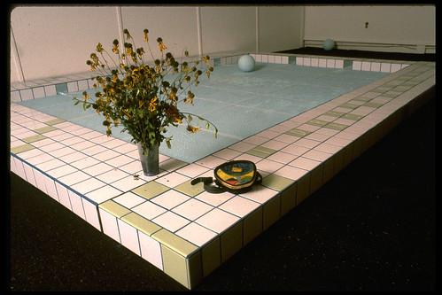 I Dream of You as I Swim by Carolyn Speranza