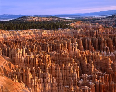 Inspiration Point Sunrise, Bryce Canyon NP