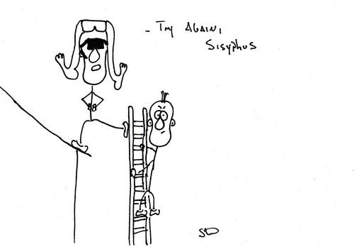 Try Again, Sisyphus