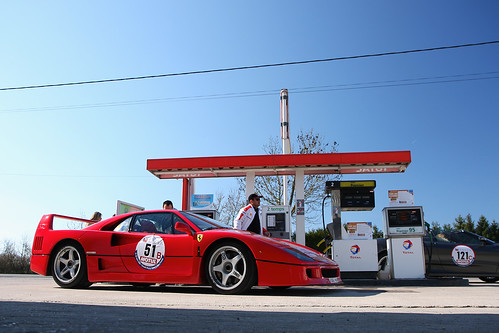 Ferrari F40 by Martin  Vincent.