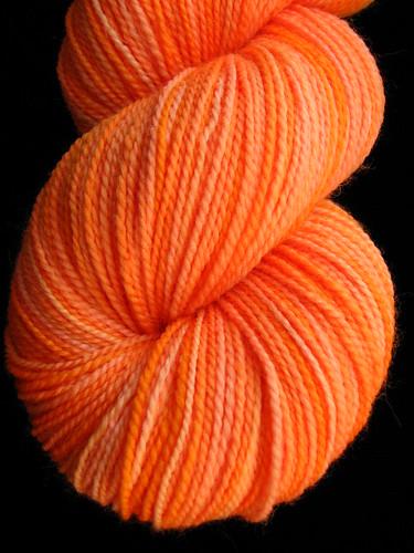 Orange Orange - Tiger Twist
