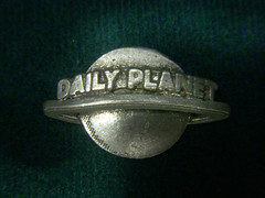 1994 Daily Planet Pin