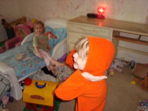 Playing Kiddos