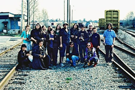 Purple Thistle Collective Youngunz