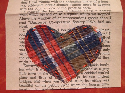 plaid valentine
