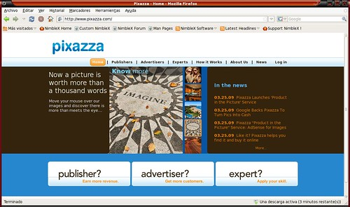 ayuda en la publicidad