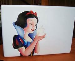 Schneewittchen und das MacBook
