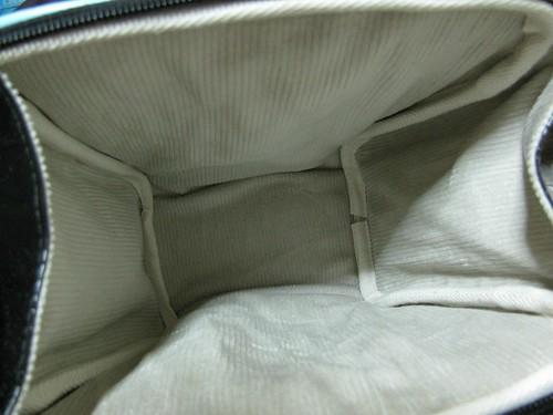 Interior part of TechTote dSLR bag