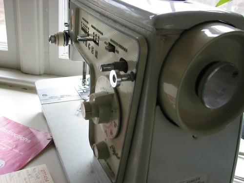 Granny's sewing machine