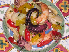 Seafood Salad Dolce & Clemente's