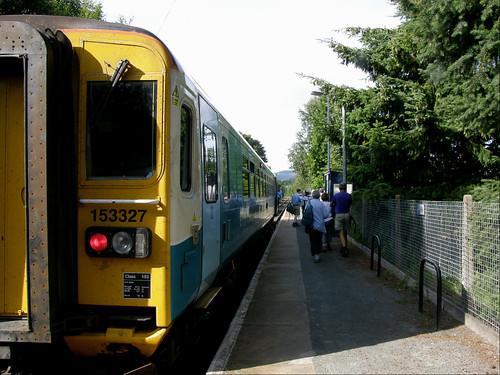 Broome platform