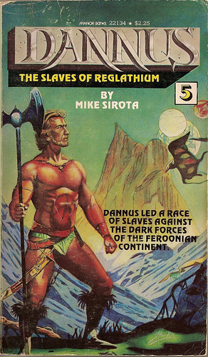 Dannus 5: The Slaves of Reglathium (1978)
