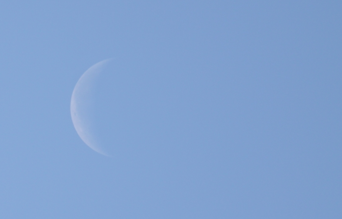 Moon at 448mm.