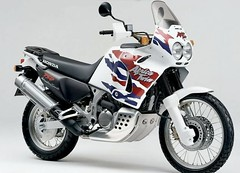 Another great Honda - The XRV750 Africa Twin