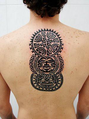 Tatuagem Polinésia - Maori - Tahiti – Tattoo - Polynesian Tattoo
