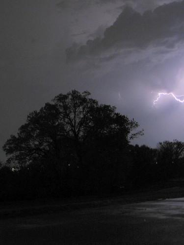 Lightning Storm Over DC - Good Effort.