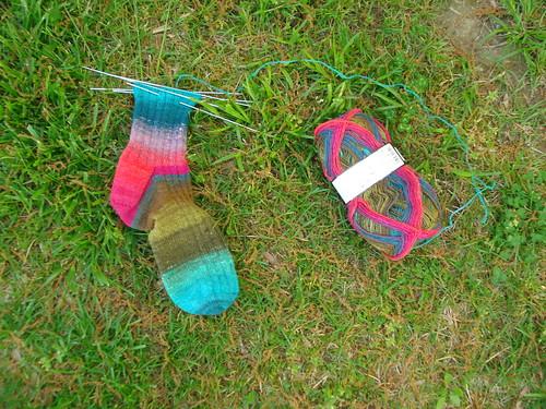Noro Kureyon Sock