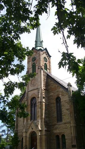 Lindsay Crossman Chapel