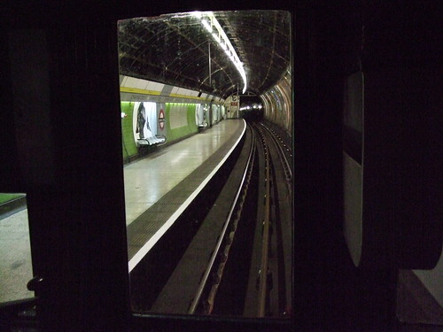 Farewell to Charing Cross