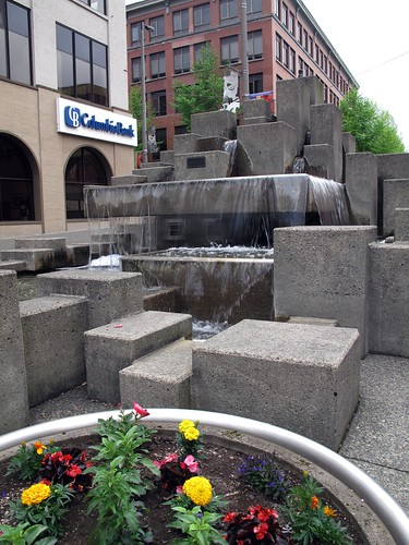Fountain by Gexydaf