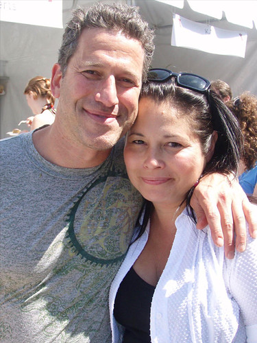 With Chef Blumer, MyLastBite.com