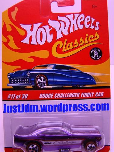 HWs Classics Funny Car