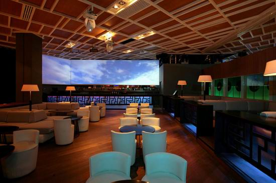 10 Nisha Acapulco - Modern Club Interior Design