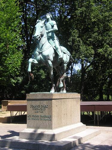 Joan of Arc, Meridian Hill Park
