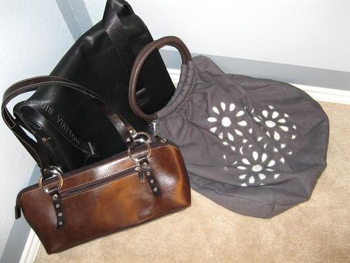 e b purses