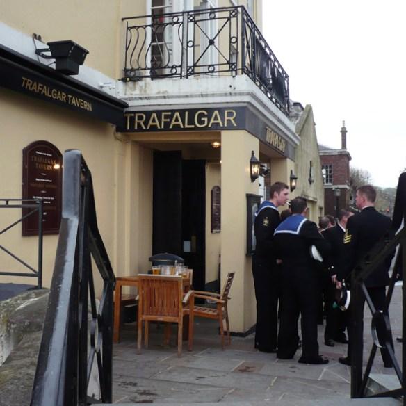#295 - Trafalgar Tavern