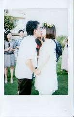 [DD's wedding] 親很久