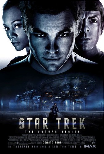 Star Trek (2009) poster 1
