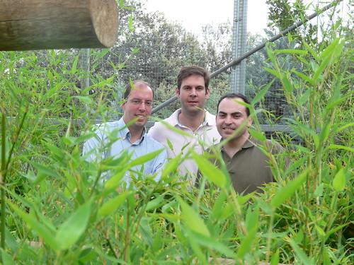 Ignacio, Jose y Migue