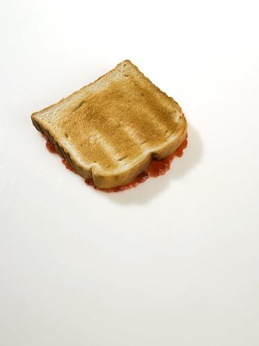 La tostada siempre cae... / Toast always falls ...