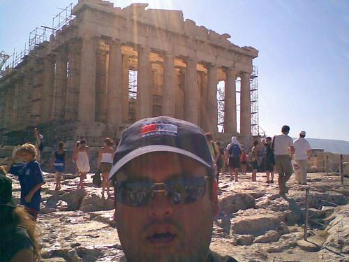 En el Partenón