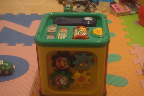 各種造型的的玩具
