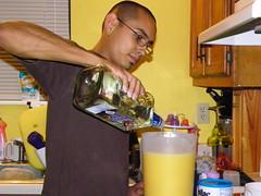 Pineapple Rum Thingies!