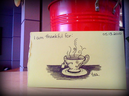 Thank You Journal - 051310