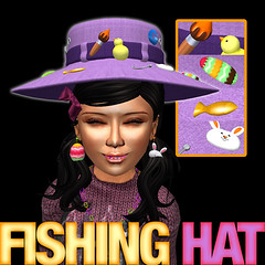 Easter Fishing Hat