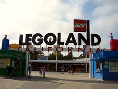 Legoland Carlsbad, California Entrance